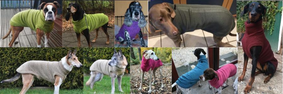 Hundepullover für (fast) alle Rassen